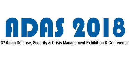 ADAS 2018: Asian Defense, Security and Crisis Management Exhibition and Conference