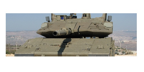 Israel MOD Places Order for Rafael Trophy for All Merkava 4 MBTs and Namer APCs