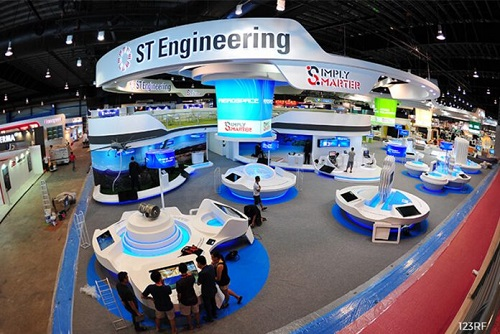 Singapore Technologies Engineering Ltd,ST Engineering