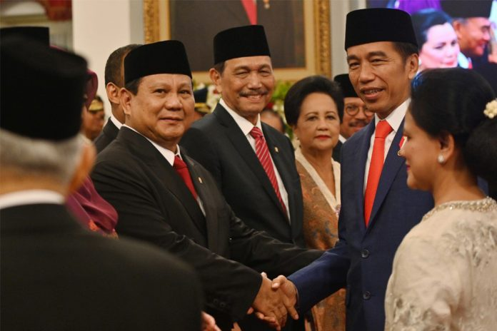 Spotlight on Indonesia as new Minister of Defence appointed